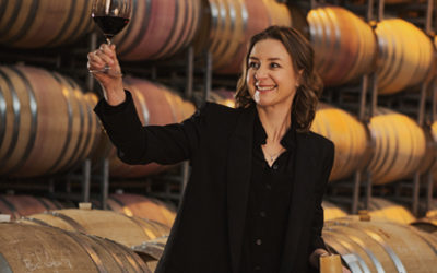 ANDREA FREEBOROUGH NEW HEAD WINE MAKER AT DISTELL