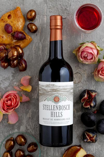 Stellenbosch Hills celebrates its 30th year of Muscat de Hambourg