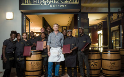 Durbanville opens its doors to The Hussar Grill