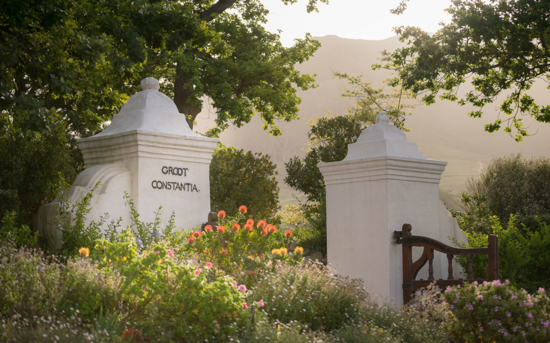 Happy 300th Birthday to Groot Constantia