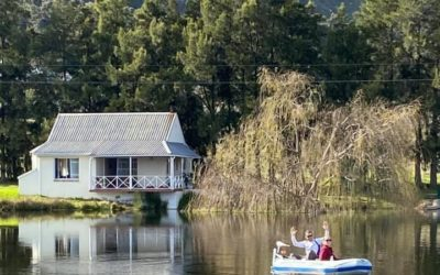 Escape to La Verdure a Franschhoek slice of heaven