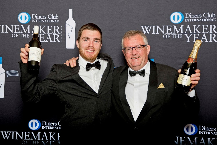 Diners Club Winemakers of the year announced