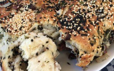 Refika's fabulous olive–Bitta bread