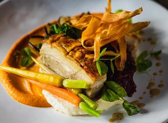 Kim Melck's Roast Pork Belly