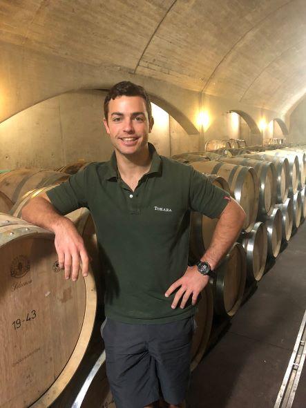Tokara's rising star joins Plaisir winemaking team